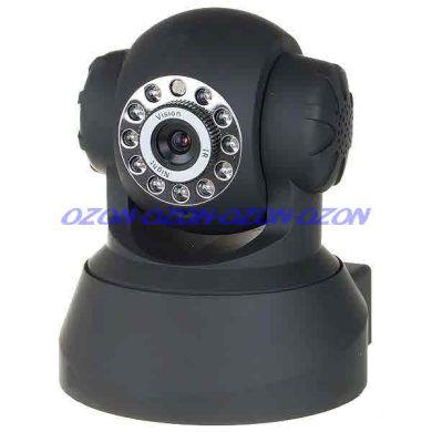 IP internet, wifi kamera - fotoaparát s 11-LED IR