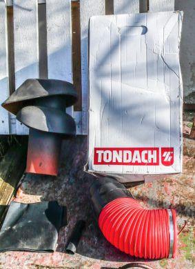 Predám 3ks Keramické odvetrávacie rúry TONDACH