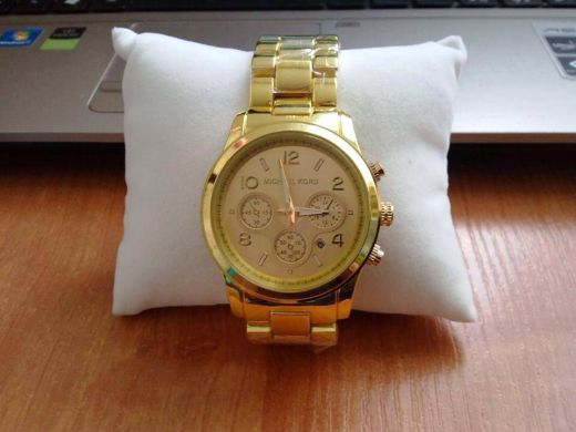 Michael Kors hodinky zlatej farby