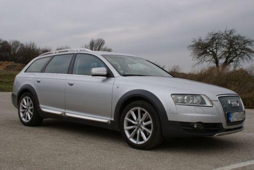 Audi A6 Allroad, 3,0TDI, rok 2008