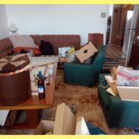 Odvoz starého nábytku, skríň a postelí